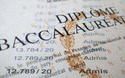 DIPLOME DU BACCALAUREAT, SESSION 2020