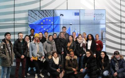 Les SAM2 à Bruxelles