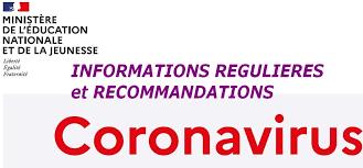 Consultez le protocole sanitaire dans le contexte COVID-19 pour la rentrée scolaire 2020-2021.