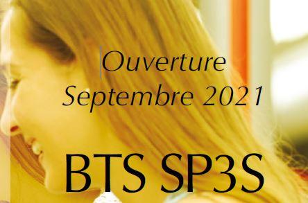 Ouverture du BTS SP3S au lycée à la rentrée de septembre